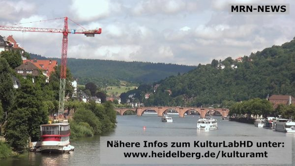 "Heidelberg – ""KulturLabHD"": Kulturfonds für kreative Heidelberger"