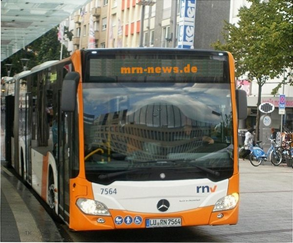 Mannheim – Ersatzverkehr für Stadtbahn-Nord