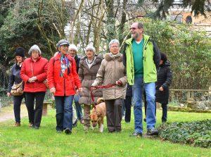 """Heidelberg – """"Step Watcher"""": Neues Angebot für Senioren, die mehr zu Fuß unterwegs sein möchten: Informationsveranstaltung am 27. September im Seniorenzentrum Weststadt"""