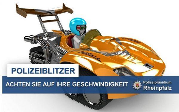 Frankenthal – Vorsicht Blitzer!