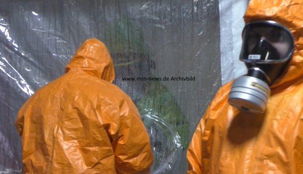 Bammental – Nachtrag: Großeinsatz an zwei Schulen nach Chemieunfall