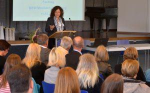 Mosbach – Fachliche Begleitung bleibt gefragt –  Berufsbildungswerk Mosbach-Heidelberg veranstaltete Fachtag zur Ausbildung junger Menschen mit Behinderung