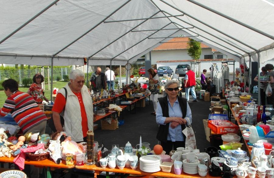 Ludwigshafen Flohmarkt Der AWO In Maudach