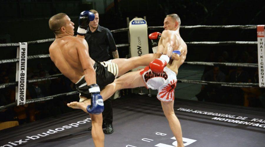 Mannheim – Farid Mohamadi (Thai-Bombs) und Simon Hinkel (Chana Nork) wollen Titel bei der Mannheimer Fight Night