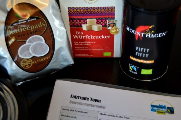 Landau – Prüfgremium bestätigt: Landau in der Pfalz wird Fairtrade-Stadt