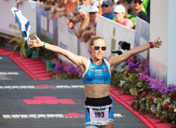 Heidelberg – Kaisa Sali zählt erneut zu den besten Langdistanztriathletinnen der Welt: Platz fünf beim Ironman Hawaii