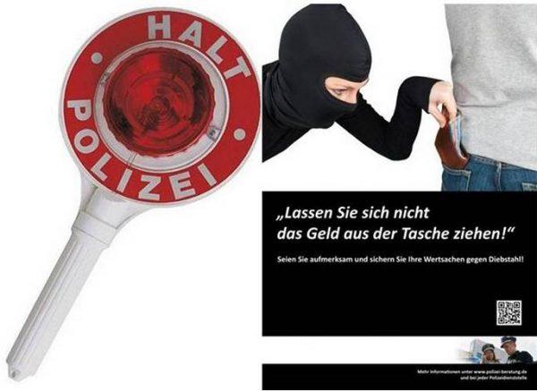 Speyer / Rhein-Pfalz-Kreis – Präventationsstreife zur Bekämpfung von Taschendiebstählen und Wohnungseinbrüchen