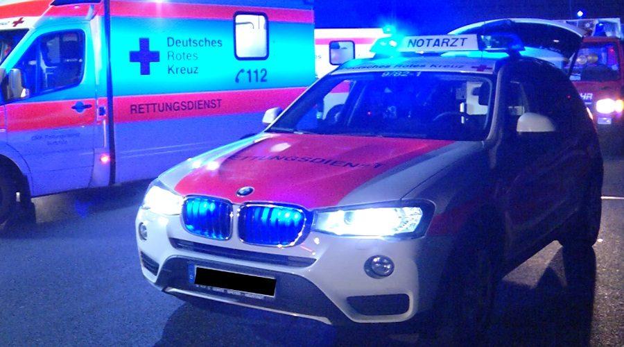 Heidelberg – Motorradfahrer bei Verkehrsunfall tödlich verletzt