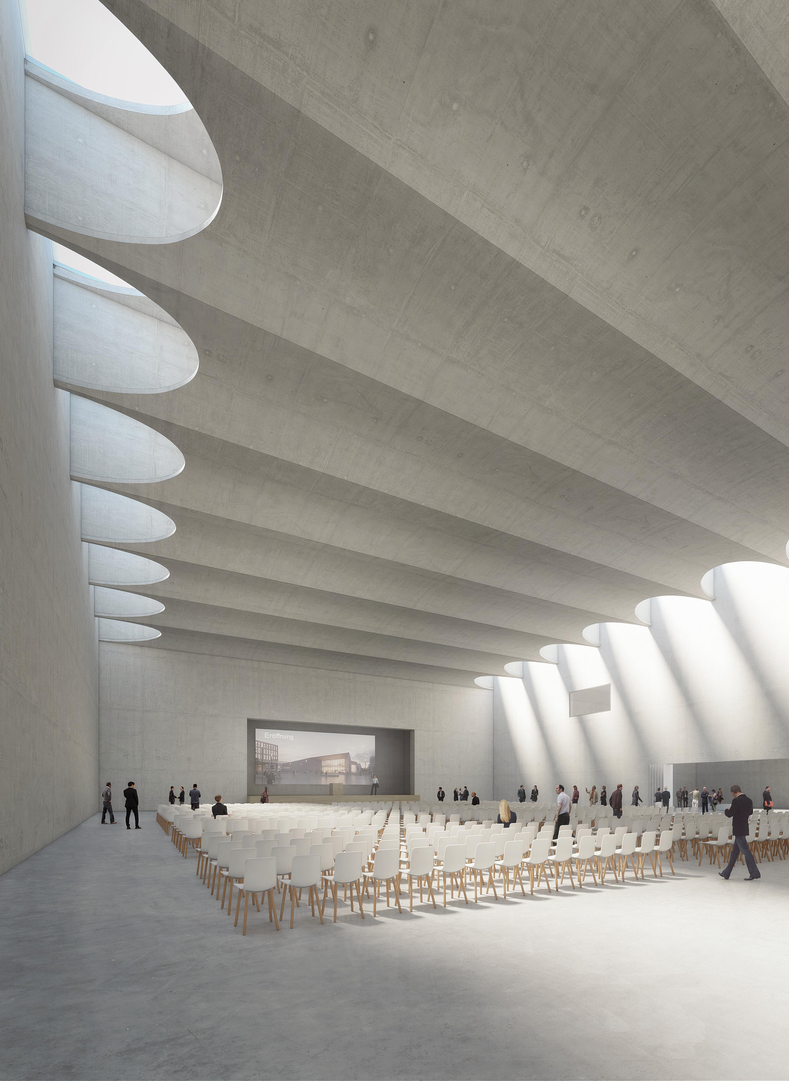 Architekt Heidelberg heidelberg neues konferenzzentrum büro degelo architekten aus