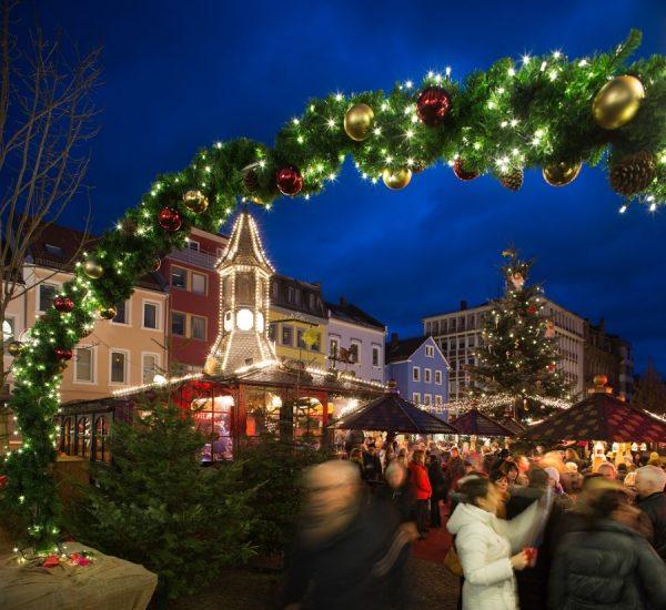 """Worms – Premiere der """"Nibelungen Weihnacht""""-Wormser Weihnachtsmarkt vom 27. November bis 23. Dezember"""