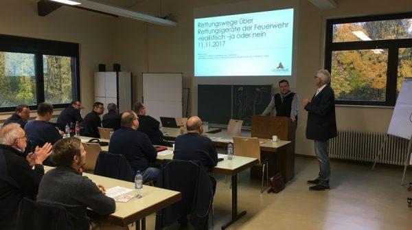 Weinheim – Weinheimer Feuerwehr veranstaltet das 25. Führungsseminar