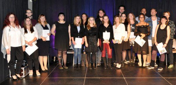 """Mosbach – """"Ergreifen Sie Ihre Chancen!"""" – Fachschule für Sozialwesen verabschiedete ihre Absolventen im fideljo"""