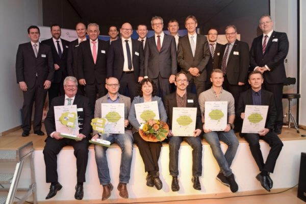 Heppenheim – Preisverleihung im Gründerwettbewerb Bergstraße-Odenwald