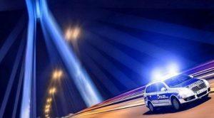Ludwigshafen – Erstmeldung – Starke Polizeikräfte im Einsatz