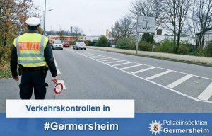 Germersheim – Zahlreiche Mängel und Verstöße bei Verkehrskontrollen geahndet