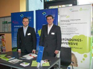 Heppenheim – Zahlreiche neue Gründer-Kontakte geknüpft