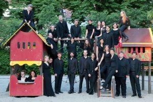 Mannheim – Kammerchor der Musikhochschule Mannheim  gewinnt den Landeschorwettbewerb Baden-Württemberg