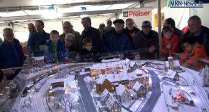 """Ludwigshafen – Modelleisenbahntage bei Spielwaren Werst auch 2017 ein Highlight im Veranstaltungskalender – das """"must have"""" BASF Vossloh G6"""