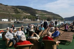 Frankenthal – Sechs Tage Schiffsreise nach Holland und Belgien – Senioren aus der Metropolregion auf dem Rhein unterwegs