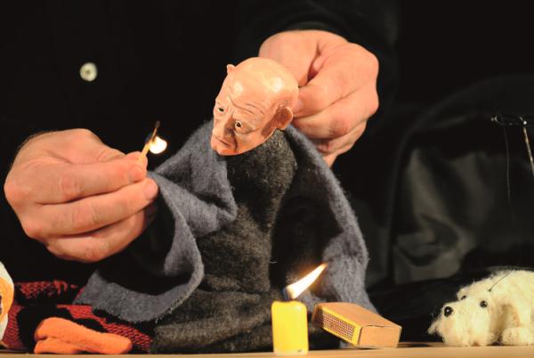 Frankenthal – Zaubernacht mit dem Theaterpunkt im Kinder- und Jugendbüro