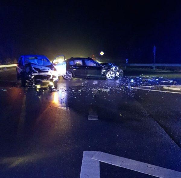 Worms – Verkehrsunfall mit zwei verletzten Personen