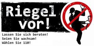 Waibstadt – Polizei registriert vermehrt Wohnungseinbrüche