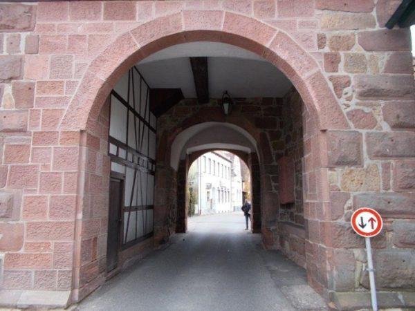 Billigheim-Ingenheim – Unfall am Oberen Tor