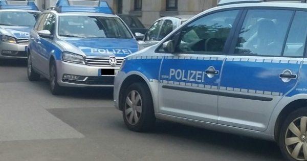 Zuzenhausen – Verdacht Banküberfall – Polizei rückt mit starken Kräften aus