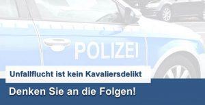 Heidelberg – Unfall verursacht und abgehauen