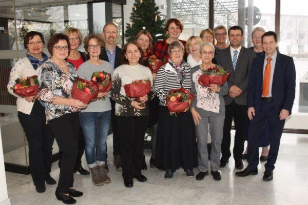 Schwetzingen – Leistungsträger im Arbeitsalltag