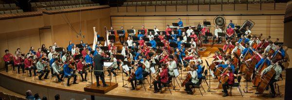 Mannheim – internationale Jugendorchesterbegegnung Queensland Youth Orchestra und JugendSinfonieOrchester Mannheim vom 10.12.17 bis 15.12.2017