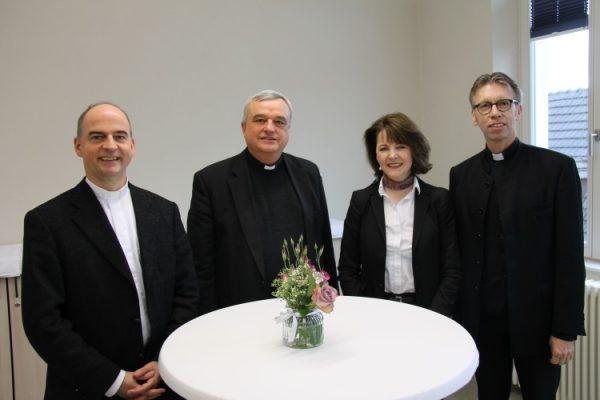 """Speyer – """"Wir werden Sie in guter Erinnerung behalten!""""-  Verabschiedung von Tatjana Mast, Leiterin der Bischöflichen Finanzkammer"""