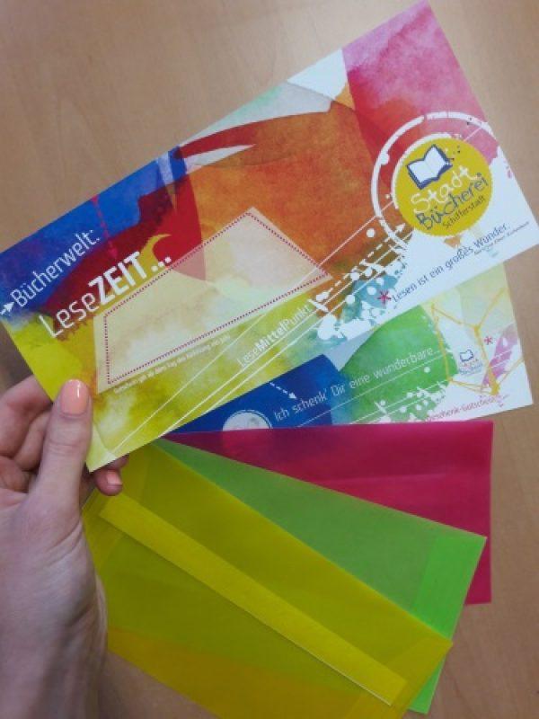 Schifferstadt – Geschenkideen aus der Stadtbücherei