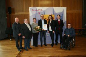 Ludwigshafen – Kreisverwaltung Rhein-Pfalz-Kreis als vorbildlicher Arbeitgeber ausgezeichnet