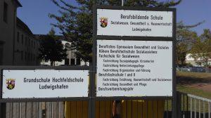 Ludwigshafen – Spendenlauf an Anna-Freud-Schule Für Kauf von Schulschildern zur 50-Jahr-Feier