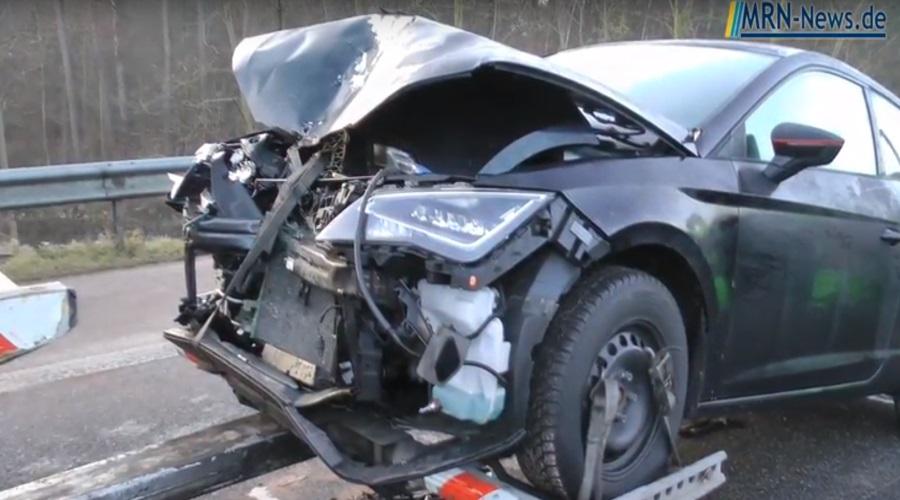Landkreis Germersheim – Unfall auf der B9 zwischen Speyer und ...
