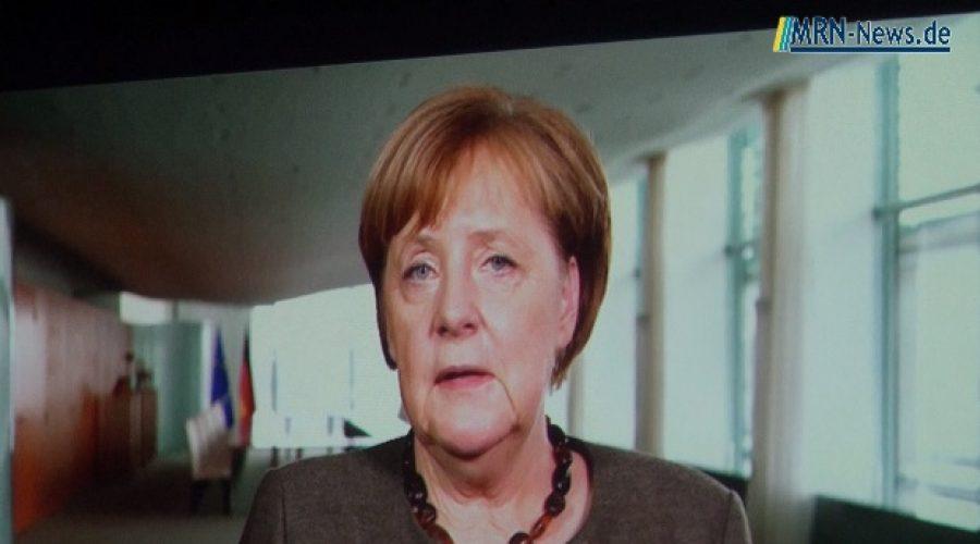 Ludwigshafen – Dr. Eva Lohse offiziell verabschiedet Bundeskanzlerin dankt mit Videobotschaft – (Video)