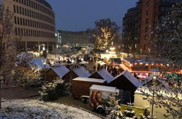 Ludwigshafen – Aktuell auf dem Ludwigshafener Weihnachtsmarkt