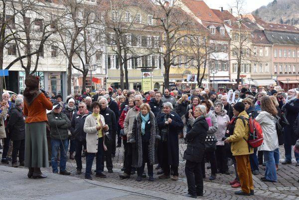 """Heidelberg – Weltgästeführertag 2018 – """"Menschen, die Geschichte schrieben"""""""