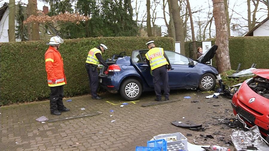 Herxheim – Schwerer Verkehrsunfall mit eingeklemmter und ...