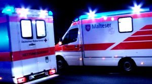 Edingen-Neckarhausen – Radfahrer schwer verletzt – Einlieferung ins Krankenhaus