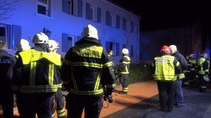 Böhl – Iggelheim – Zimmerbrand in der Rudolfstraße