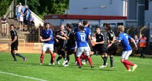 Mannheim – Topspiel zum Jahresauftakt – Heddesheim fordert am Samstag den VfR