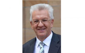 Mannheim – Ministerpräsident Kretschmann eröffnet Maimarkt