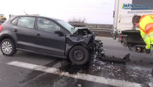 Mutterstadt – VIDEO NACHTRAG: Schwerer Unfall A61 – 20-Jährige schwerst verletzt