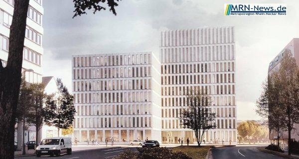 Ludwigshafen – Neues Polizeipräsidium an der Heinigstraße nimmt Gestalt an – Land stellt Ergebnisse des Architektenwettbewerbs vor