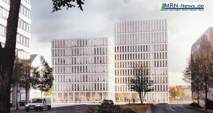 Architekt Ludwigshafen ludwigshafen neues polizeipräsidium an der heinigstraße nimmt