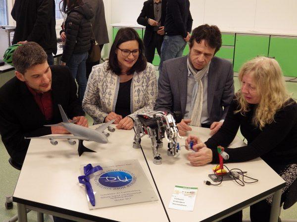 Heidelberg – Tüfteln, Erfinden, Verstehen! Neues Techniklabor des ExploHeidelberg auf dem Zoogelände wird eröffnet