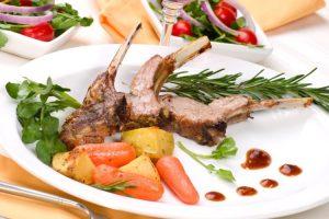 Lambrecht – Kulinarisches rund ums Lamm – Pfälzerwald-Lamm-Initiative im Biopshärenreservat
