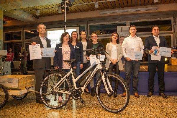 Heidelberg – Energiesparen im Verein:  Stadtwerke Heidelberg küren Sieger des Energiesparwettbewerbs für Sportvereine
